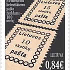 100th Anniversary of the First Lithuanian Postage Stamps