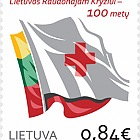 To Red Cross of Lithuania 100