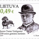 150th Birth Anniversary of Juozas Tumas-Vaizgantas