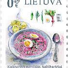 Patrimonio Gastronomico - Zuppa Lituana Rosa Freddo