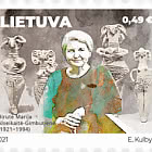 World Famous People of Lithuania Origin - To Birute Marija Alseikaite-Gimbutiene