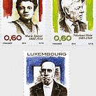 Personalities- Samuel Hirsch, Nikolaus Hein, Marie Speyer