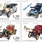 Charity Stamps (Cars of Yesteryears)
