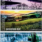 The three nature reserves of Luxembourg