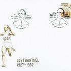 Josy Barthel, 25th anniversary of his death