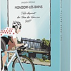 The 2017 Tour de France's starting stage in Mondorf-les-Bains