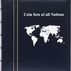 Coin sets of all nations - Workbook with coin iserts