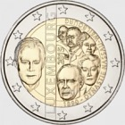 2 euro 2015 125 years Dynasty