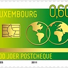 100 Years of Postchèque