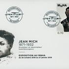 Exposición Jean Mich en la MNHA