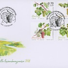 2018 Charity Stamps - The Luxembourg Moselle Region