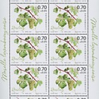 2018 Charity Stamps - The Luxembourg Moselle Region - Sheetlet Value €0.70