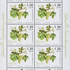2018 Charity Stamps - The Luxembourg Moselle Region - Sheetlet Value €1.30