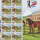 Rural Tourism - Sheetlet of €0.80