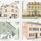 2019 Charity Stamps - The Luxembourg Moselle Region