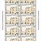 2019 Charity Stamps - The Luxembourg Moselle Region - Grevenmacher Sheetlet