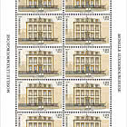 2019 Charity Stamps - The Luxembourg Moselle Region - Ahn Sheetlet