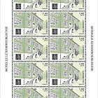 2019 Charity Stamps - The Luxembourg Moselle Region - Remich Sheetlet