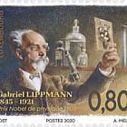 175th Birthday of Gabriel Lippmann