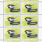 Rare Birds 2020 - House Sparrow Sheetlet