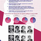 Women Political Pioneers In Luxembourg