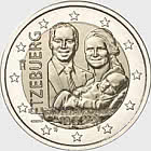 2 Euro - Birth of Prince Charles (Relief)