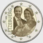 2 Euro - Birth of Prince Charles (Photo)