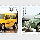 Europa 2013 - Postal Vehicles