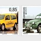 Europa 2013 - Vehículos Postales