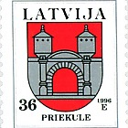 Coats of Arms – Priekule 1996