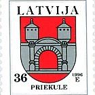 Coats of Arms – Priekule 1996