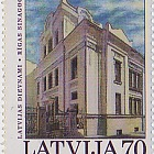 Churches of Latvia 2001