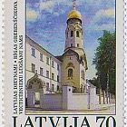 Churches of Latvia 2002