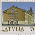 2003年拉脱维亚的教堂
