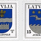 Coats of Arms of Regions and Towns -2005