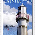 2006年拉脱维亚的灯塔 - MersragaBaka