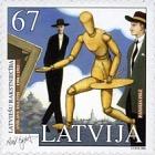 Latvian Literature - A Eglitis 2006
