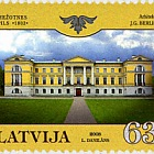 Palaces of Latvia  2008