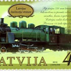 History of Latvia Railway 2010