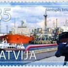 2012年拉脱维亚港口 - 文茨皮尔斯自由港