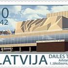 Moderne Architektur von Lettland 2013