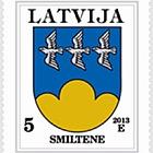 Coats of Arms – Smiltene (reprint) 2013