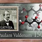 150. Jahrestag von Paul Walden 2013