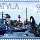 Lettische Häfen - Liepajas Freihafen 2013