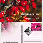 Sindelfingen 2014 - EXPO Card