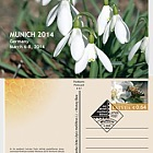 Munich 2014 EXPO Card