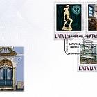 Personalisierte Briefmarke - Museen 2014