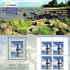 EXPO Booklet - Latvian Lighthouse - Lighthouse Mērsraga 2006