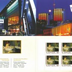 EXPO Booklet - Artworks of Latvian Painters - J.Rozentals 2005