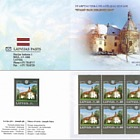 EXPO Booklet - Palaces of Latvia - Jaunpils Castle 2004